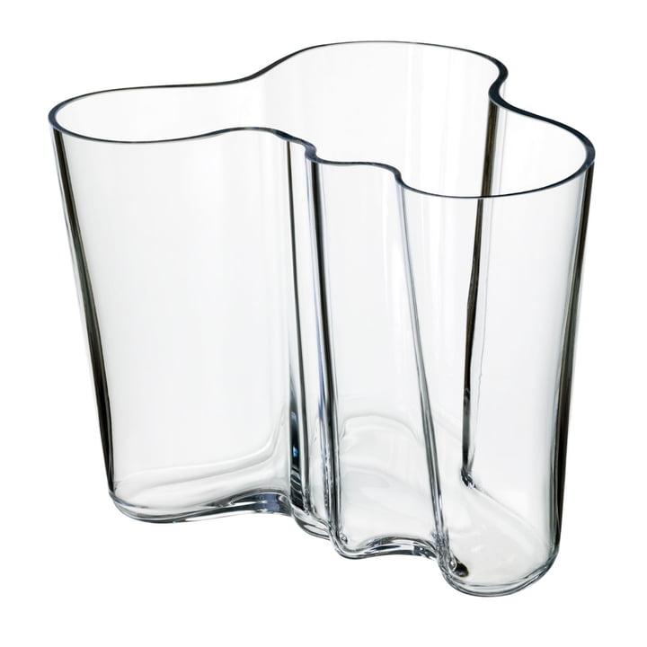 Vase Aalto Savoy, clair 160mm