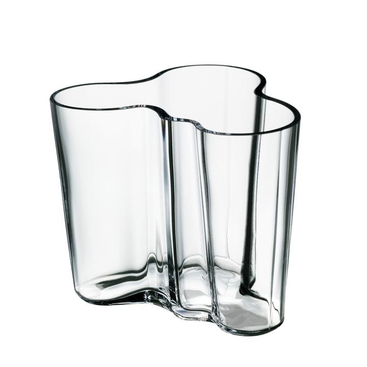 Iittala - Aalto vase Savoy, clair 95 mm