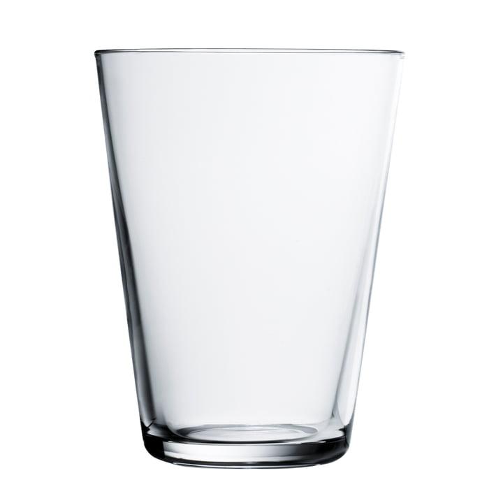 Iittala - Verre à boire Kartio 40 cl, transparent
