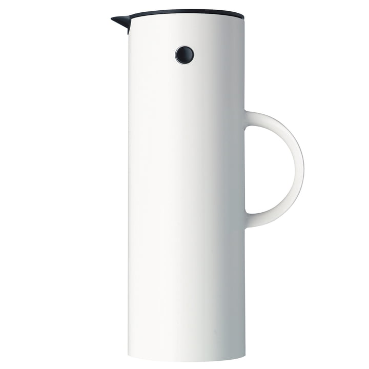 Carafe isotherme  1l blanc
