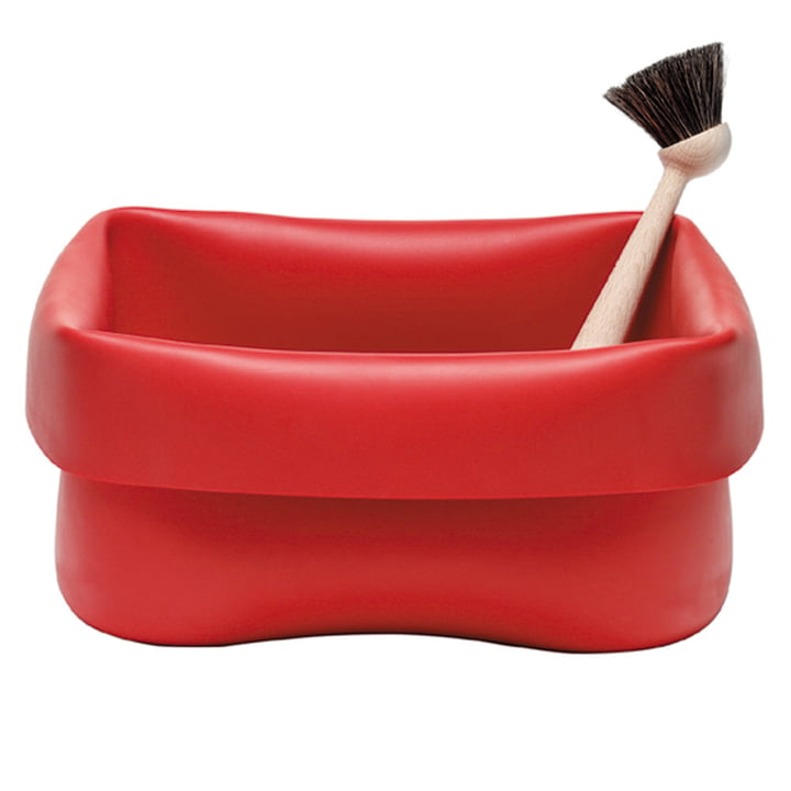 Washing up bowl, rouge