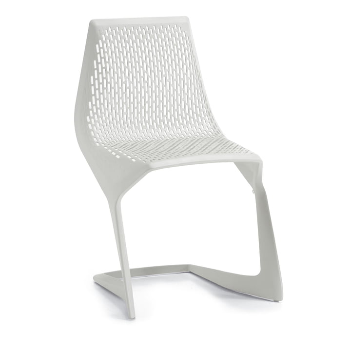Plank - Myto Chaise, blanc  (RAL 9010)