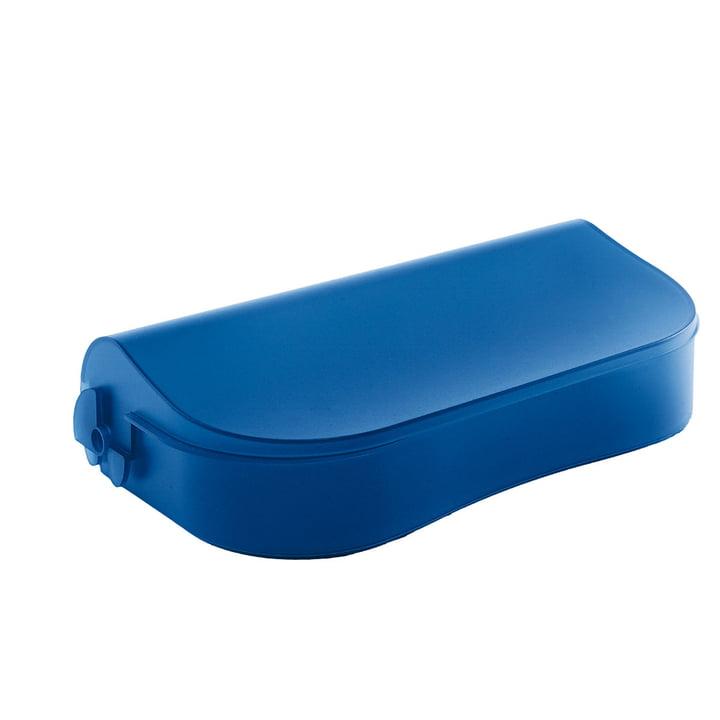 Flores Danese, boîtes à ustensiles bleues