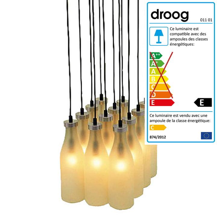 Lampe Milkbottle
