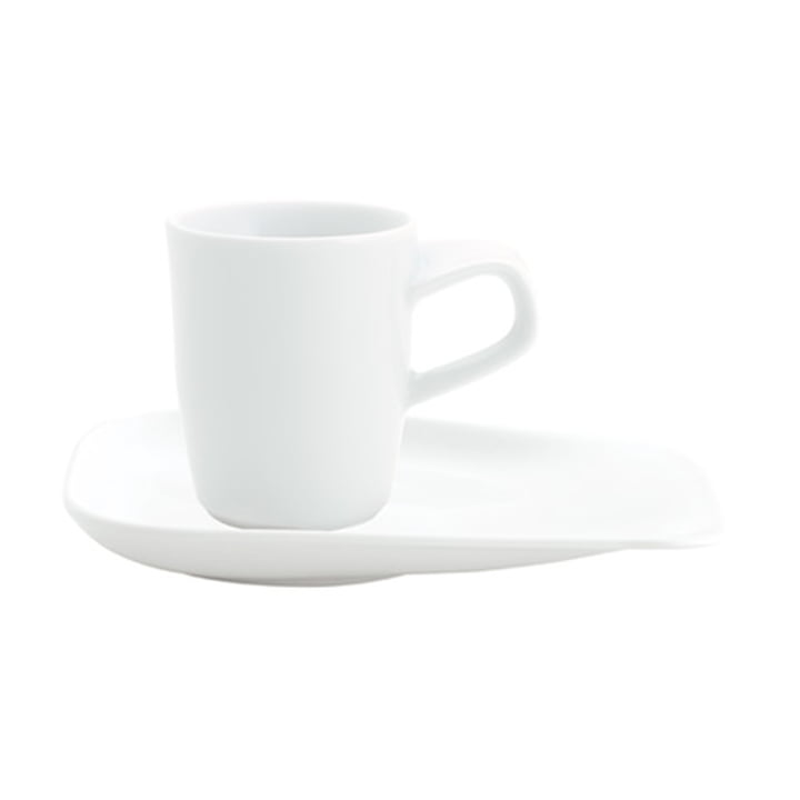 Elixyr - Tasse à expresso, blanc