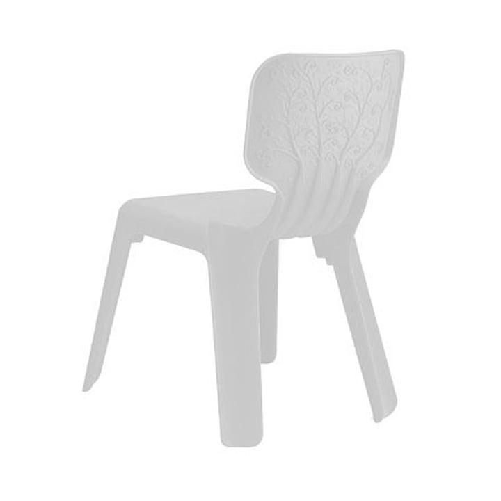 Chaise Alma, blanc