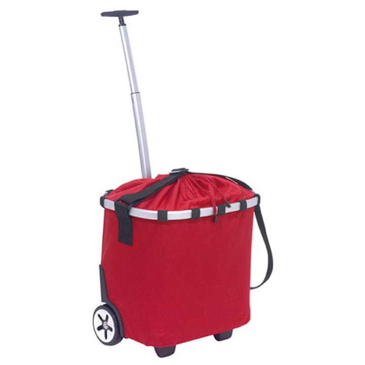 carrycruiser de reisenthel en rouge
