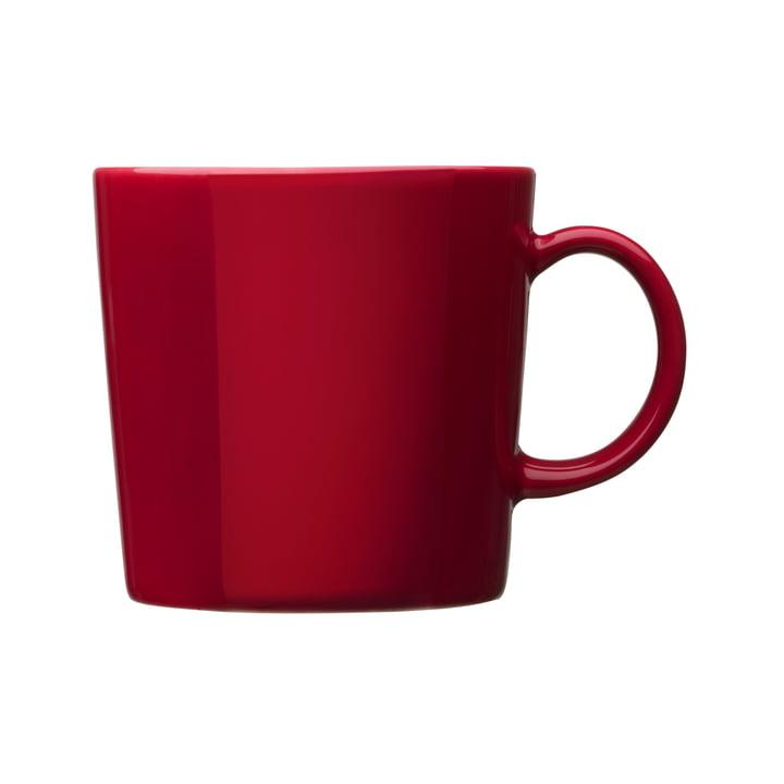Iittala - Gobelet à thé avec anse 0,2 l, rouge