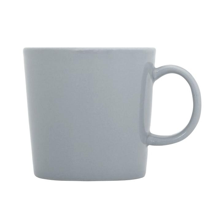 Tasse à thé avec anse 0,2 l Iittala en gris perle