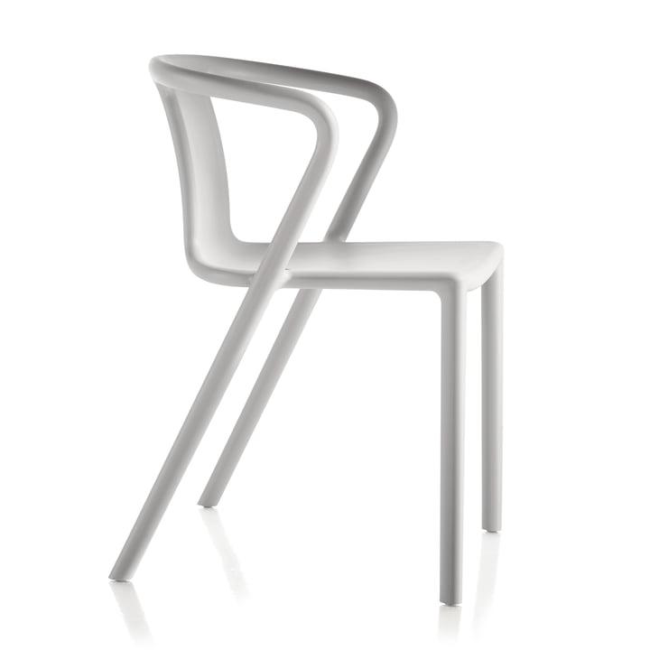 Fauteuil Air-Armchair de Magis en blanc