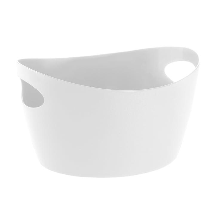 Bottichelli Utensilo M par Koziol en blanc