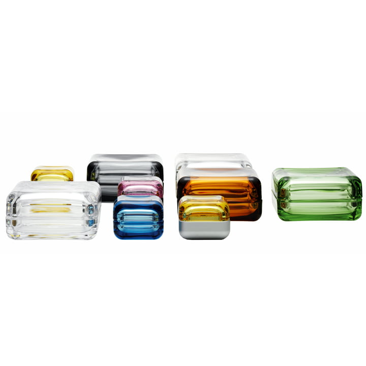 Iittala Vitriini Box - Groupe