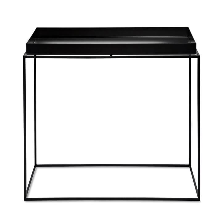 Tray Table 60 x 40 cm à partir Hay de en noir