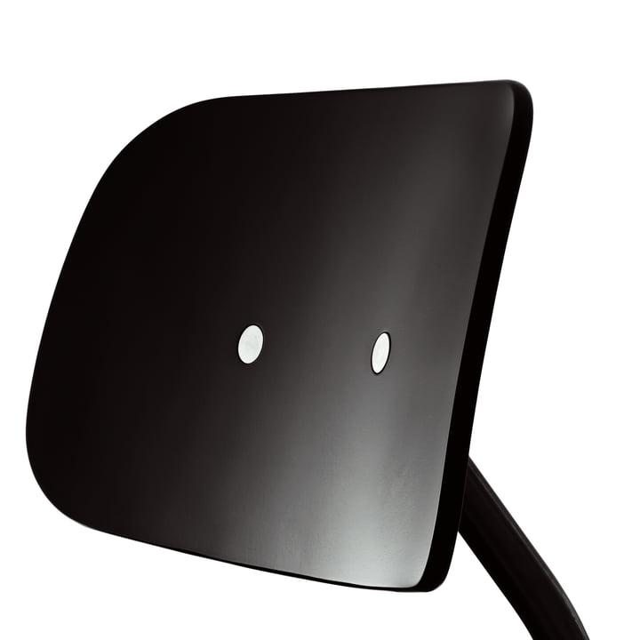 Kevi 2003 Chaise de bureau, noir