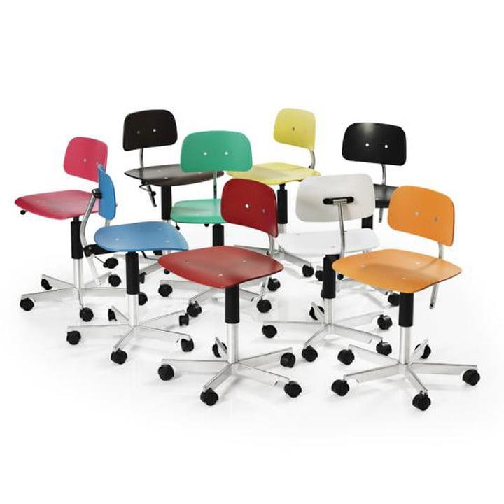 Kevi 2003 Chaise de bureau