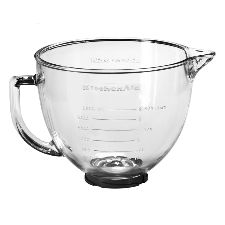 KitchenAid - Bol en verre 4,83l