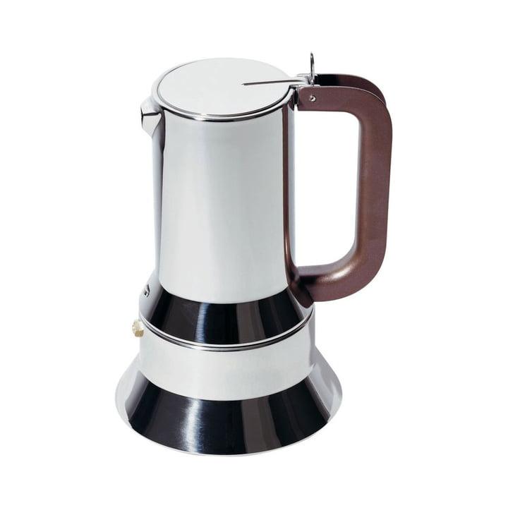 Alessi - Cafetière espresso 9090, 3 tasses