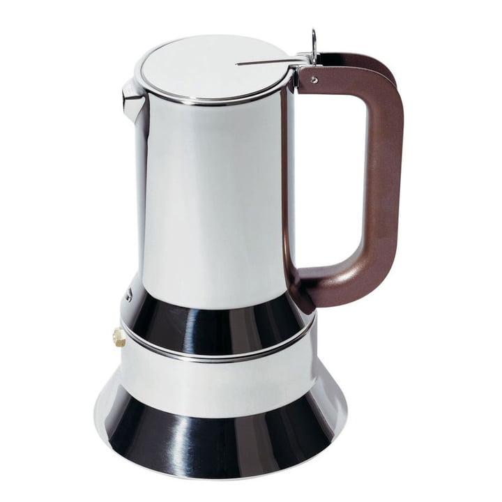 Alessi - Cafetière espresso 9090, 6 tasses