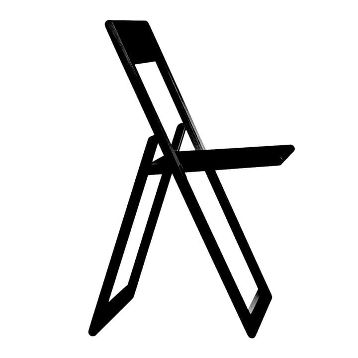 Magis - Chaise pliante Aviva, noir
