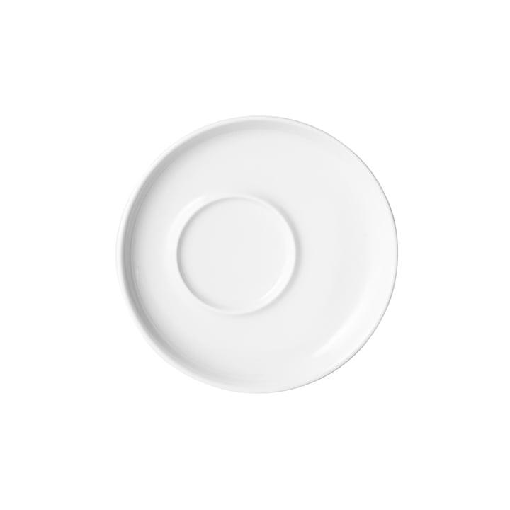 Kahla Five Senses - Sous-tasse, 11cm, blanc