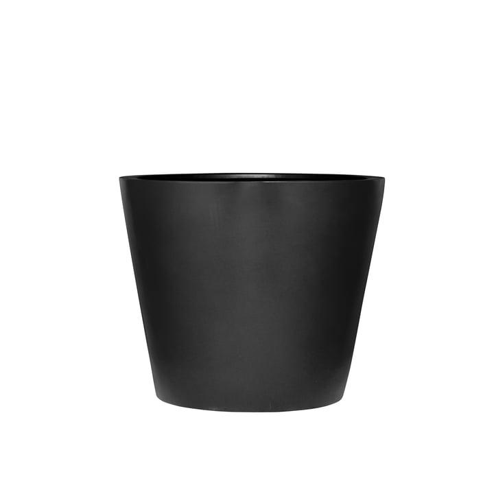 amei - Pot Le Rond, XS, noir