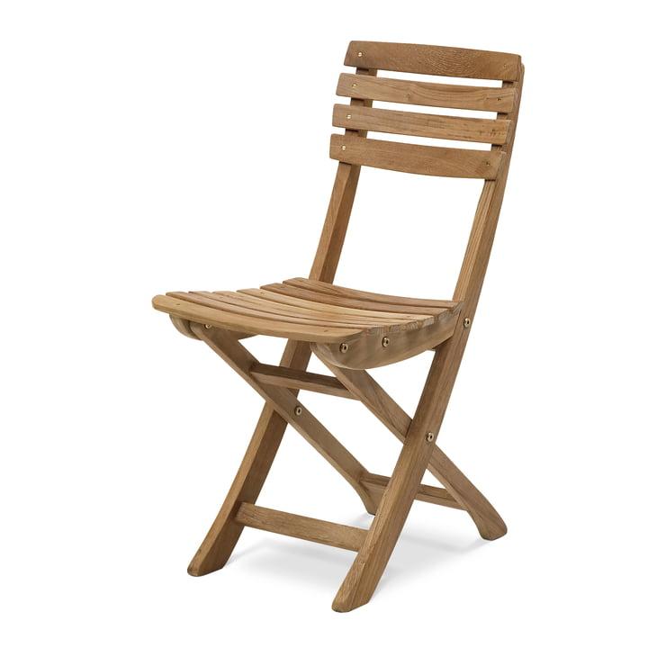 Skagerak - Vendia Chaise en bois de teck :