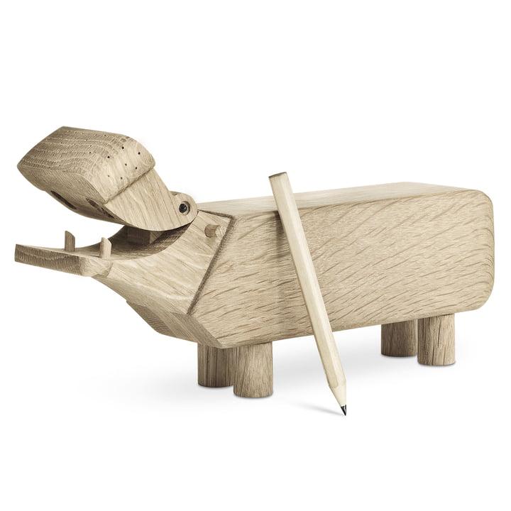 Kay Bojesen Denmark - Hippopotame en bois