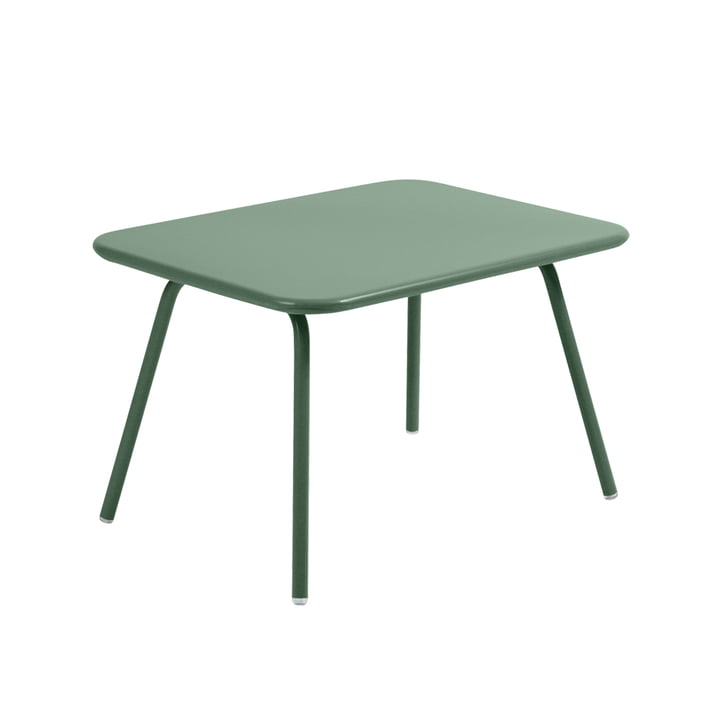 Luxembourg Kid Table pour enfants de Fermob en vert cèdre
