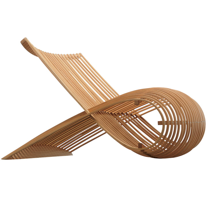 Cappellini - Wooden Chair - seule