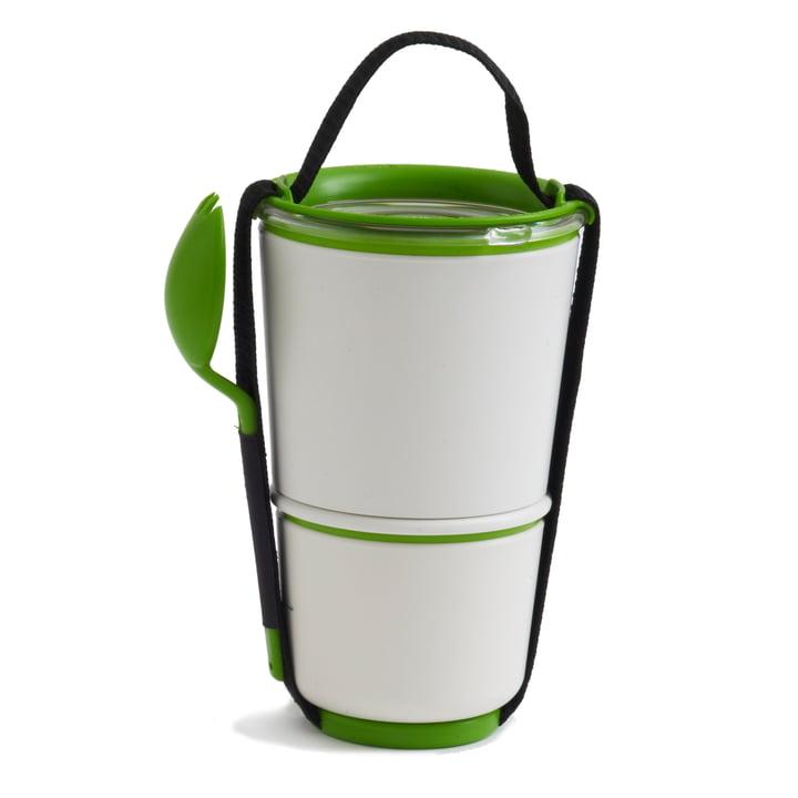Black + Blum - Lunch Pot, lime - Duo