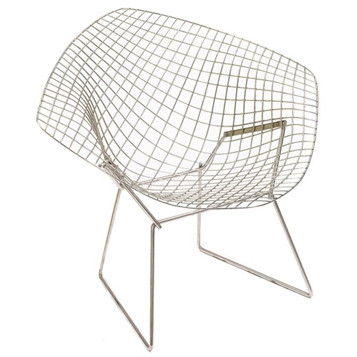 Bertoia Diamond fauteuil de Knoll