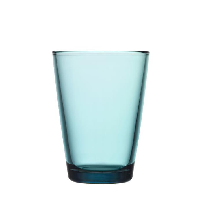 Iittala - Verre à boire Kartio 40 cl, bleu marine