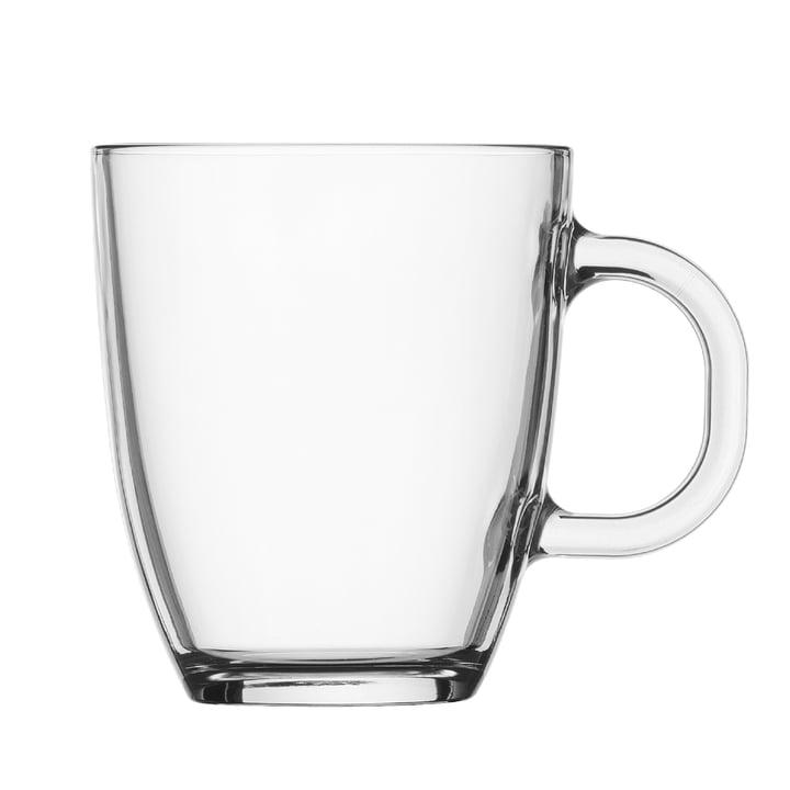 Bodum - Mug en verre Bistro, 0,35l