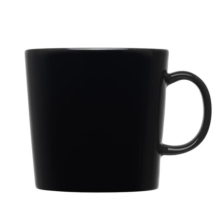 Iittala - Teema tasse, 0,4 l, haute, noire