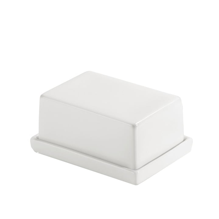 Depot4Design - Smart Beurrier, petit, blanc