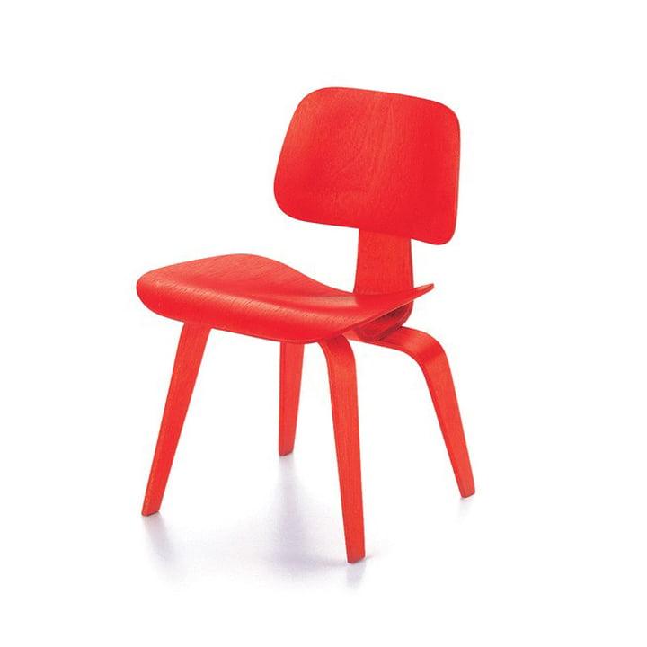 Vitra - Chaise Eames DCW miniature