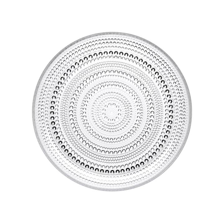 Iittala - Kastehelmi Assiette 17 cm, gris transparent