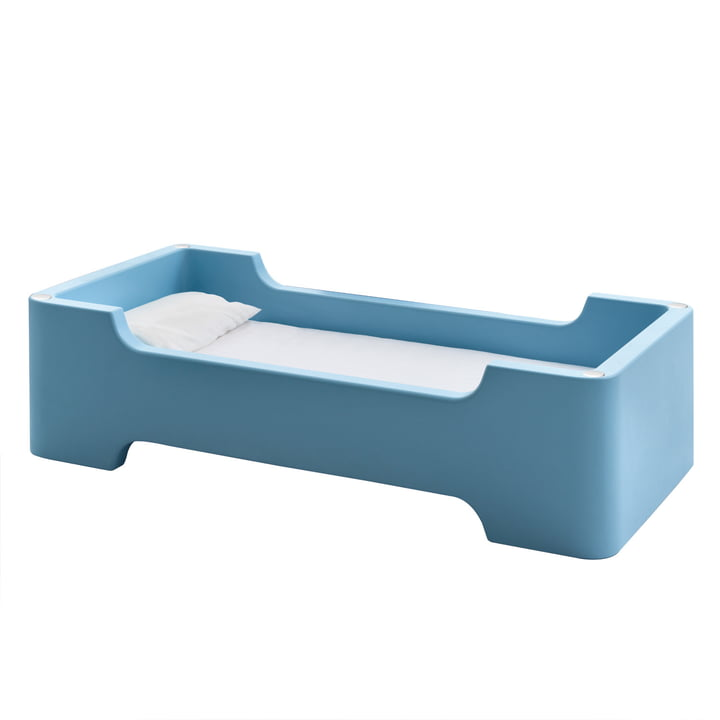 Magis - Lit simple Bunky, bleu clair