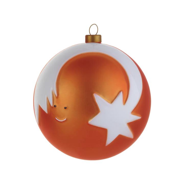 A di Alessi - Boule de Noël Stella Cometa