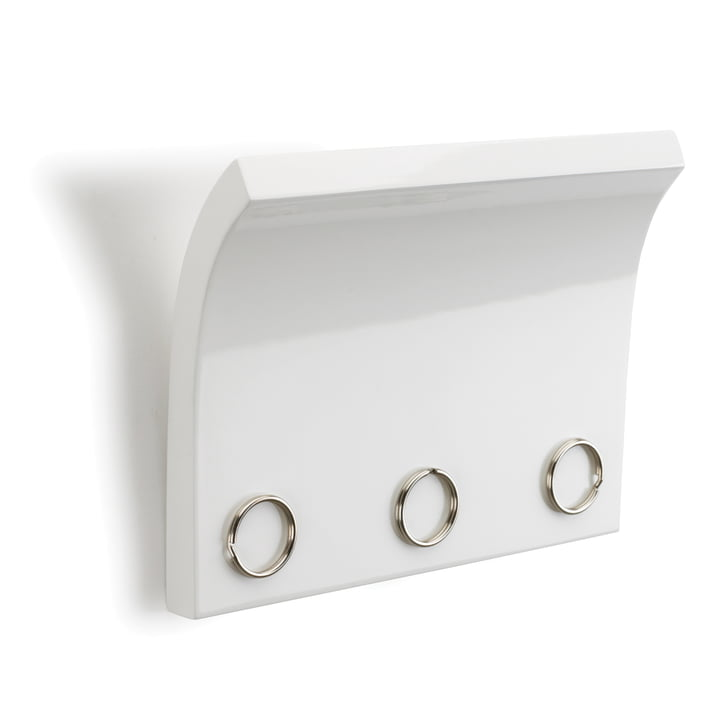 Umbra - Panneau à clés Magnetter, blanc