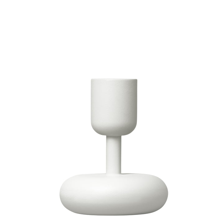 Iittala - Porte-bougie nappa 107 mm, blanc