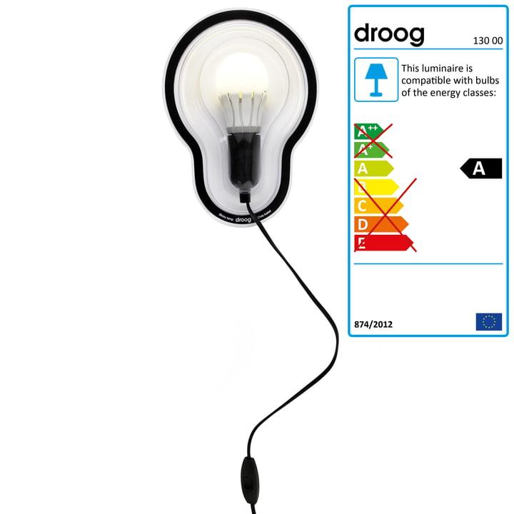 Droog Design - Lampe Sticky