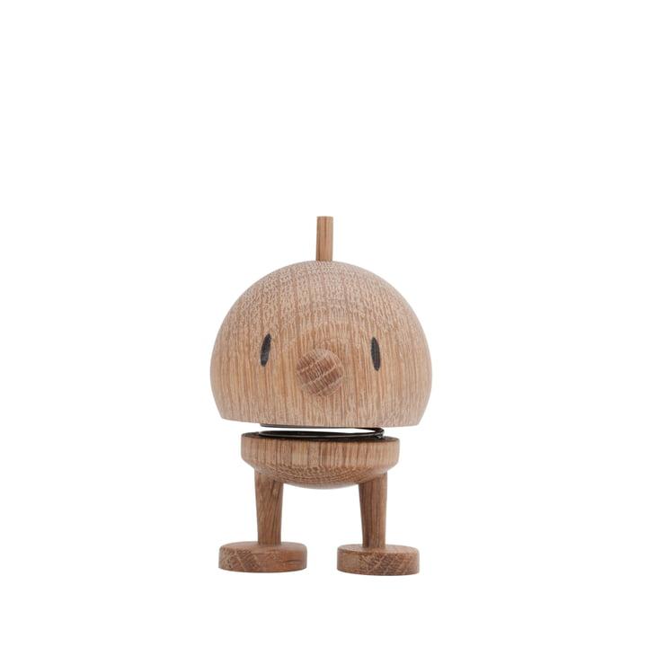 Hoptimist - Woody Bumble, chêne - Vue de face