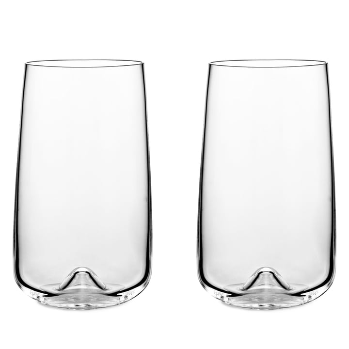 Normann Copenhagen - verre à long drink, lot de 2