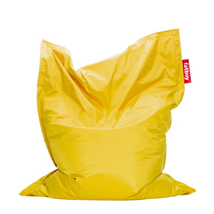 fatboy - Original- Pouf, jaune