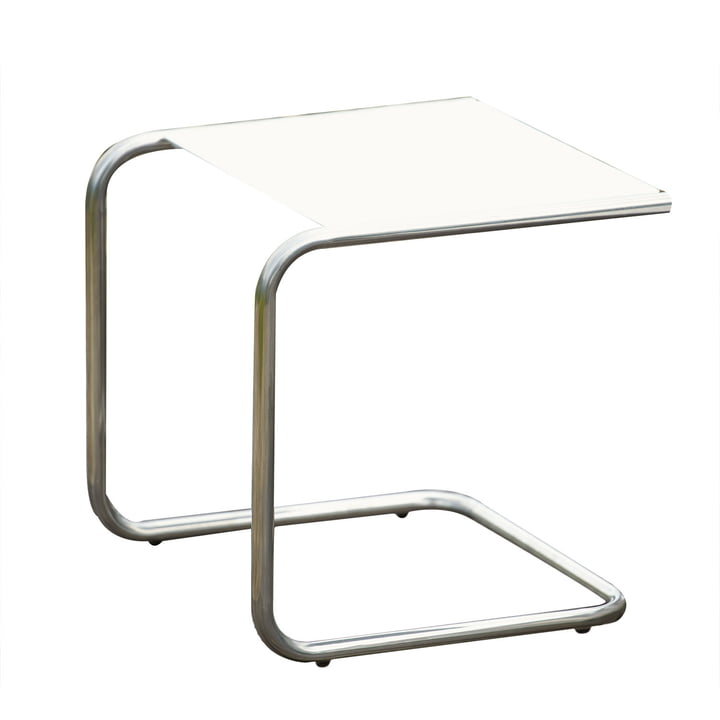 Fiam - Table d'appoint Club, blanc