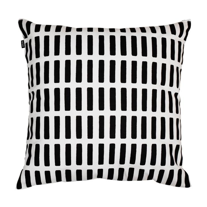 Artek - Housse de coussin Siena 50 x 50 cm, blanc / noir