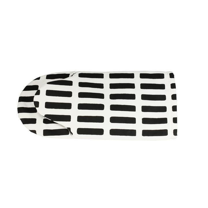 Artek - Gant de cuisine Siena, blanc/noir