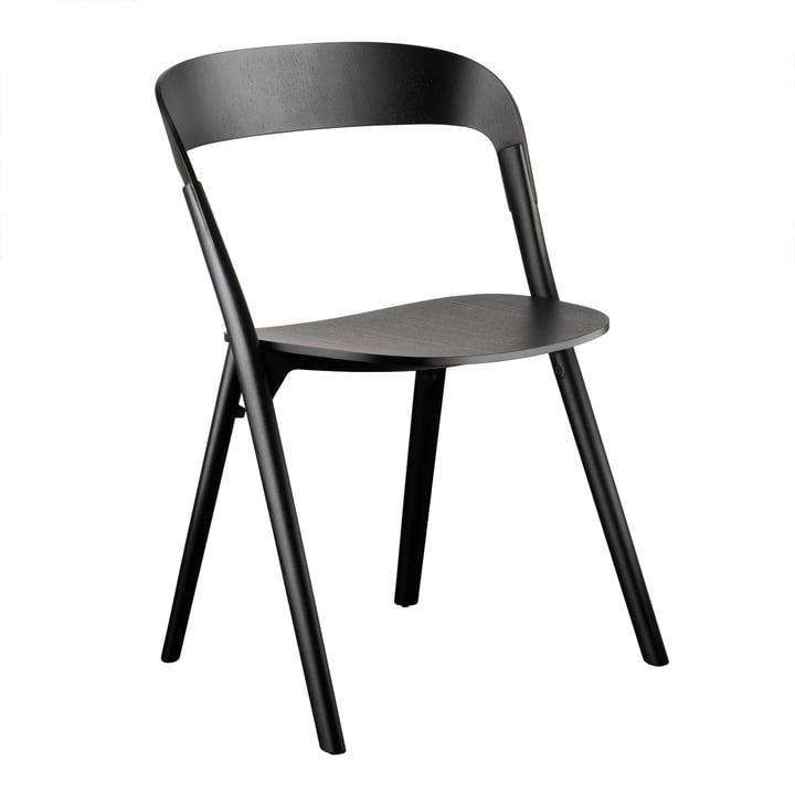 Magis - Chaise Pila, noir