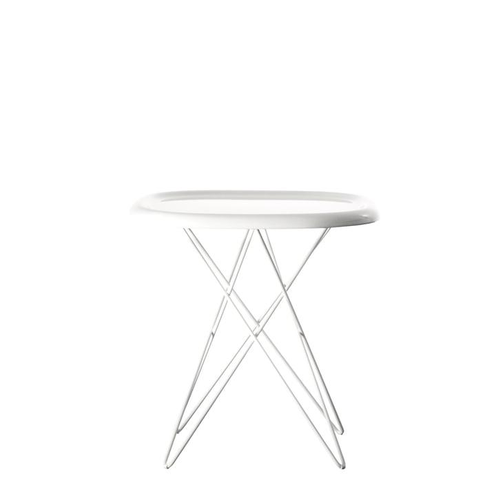 Magis - Table Pizza, 45cm, blanc